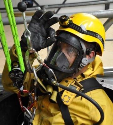 Veilig werken in besloten ruimtes | R3B Safety & Rescue