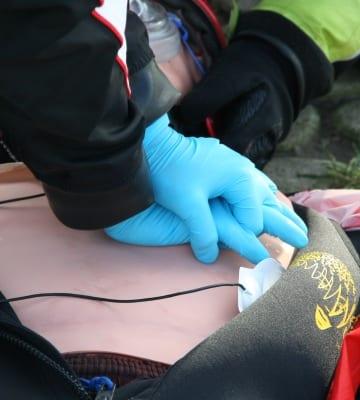 EHBO veilig werken | R3B Safety & Rescue