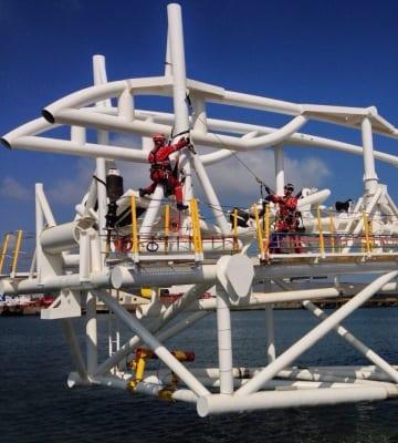 Veilig werken op het water | R3B Safety & Rescue