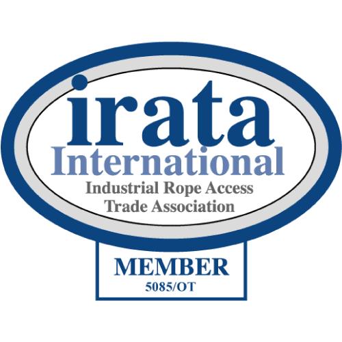 IRATA Logo | R3B Safety & Rescue
