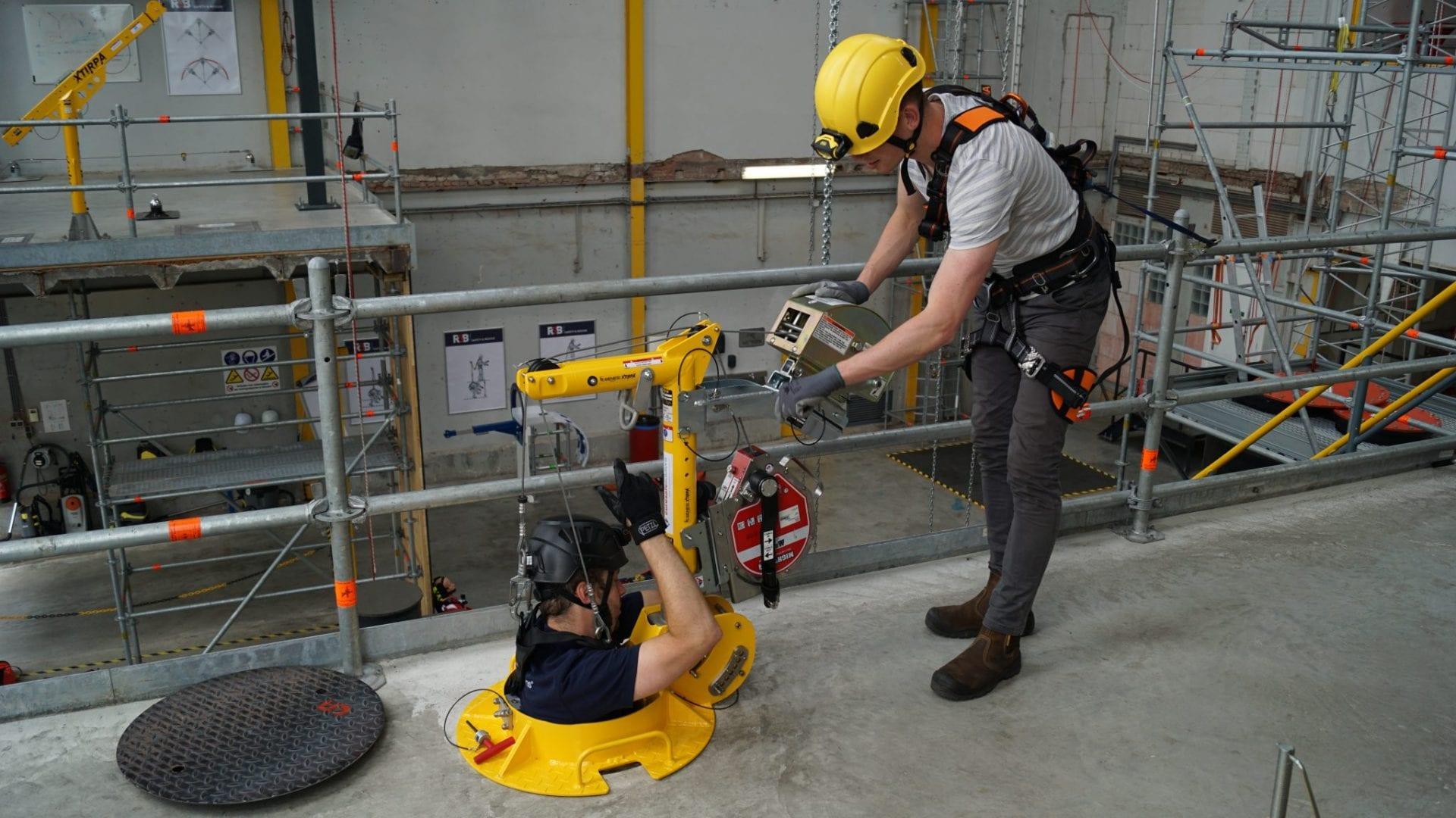 Redding besloten ruimtes | R3B Safety & Rescue