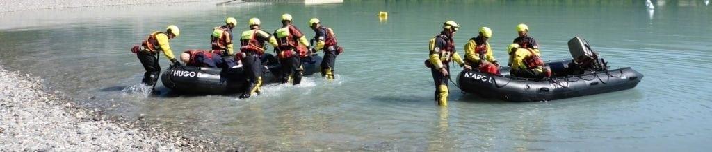 Wild water redding | R3B Safety & Rescue