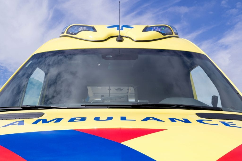 Ambulance redding en ondersteuning | R3B Safety & Rescue