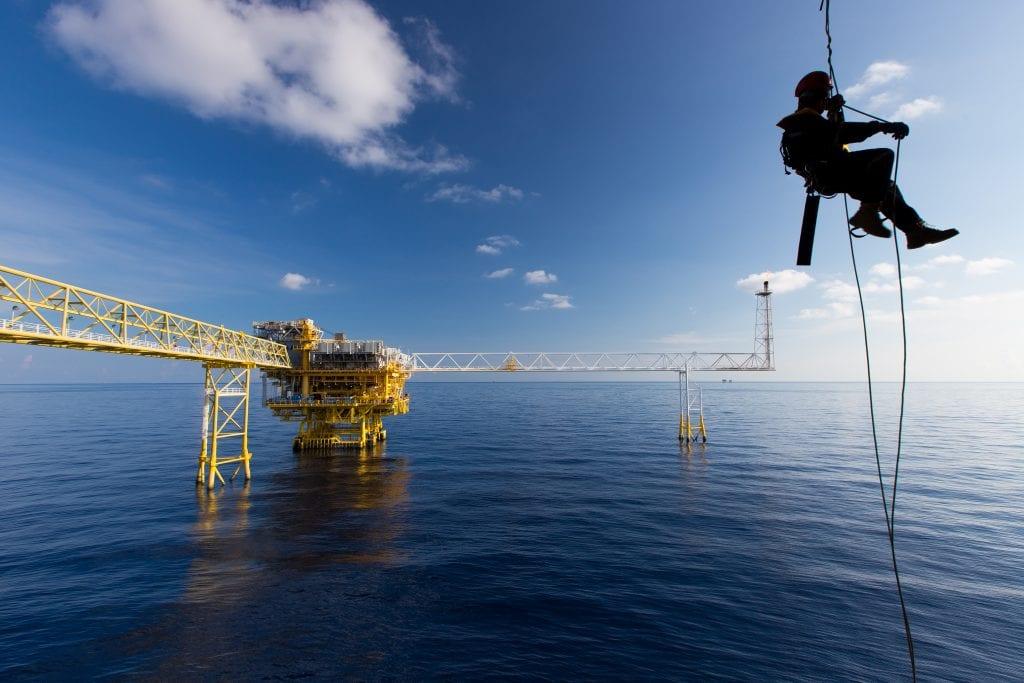 Offshore veilig werken op water | R3B Safety & Rescue