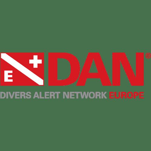 DAN logo vierkant | R3B Safety & Rescue