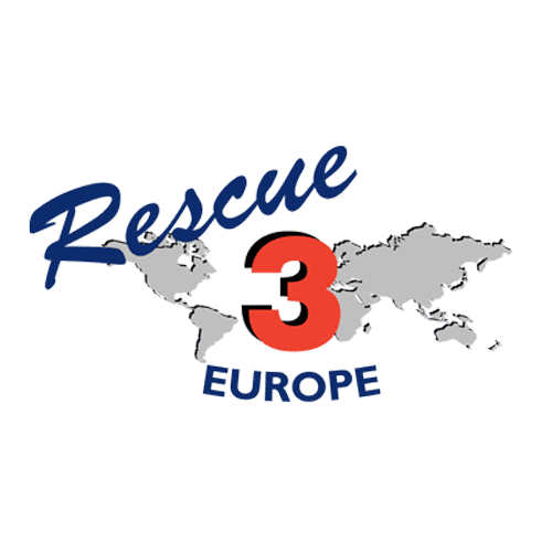 Rescue3 logo vierkant | R3B Safety & Rescue