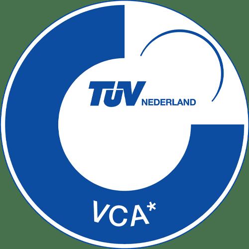 VCA logo vierkant | R3B Safety & Rescue
