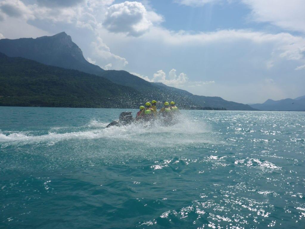 Vaartraining voor veilig werken op water | R3B Safety & Rescue