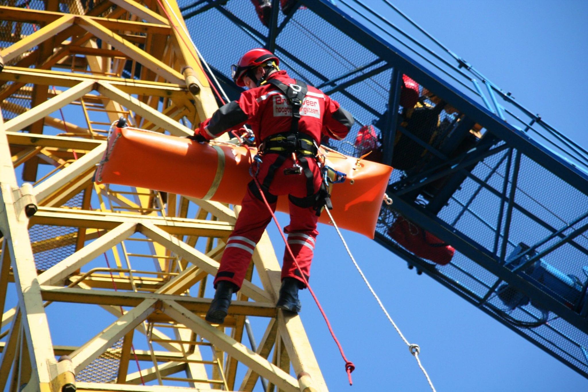 Hoogteredding & veiligheid | R3B Safety & Rescue