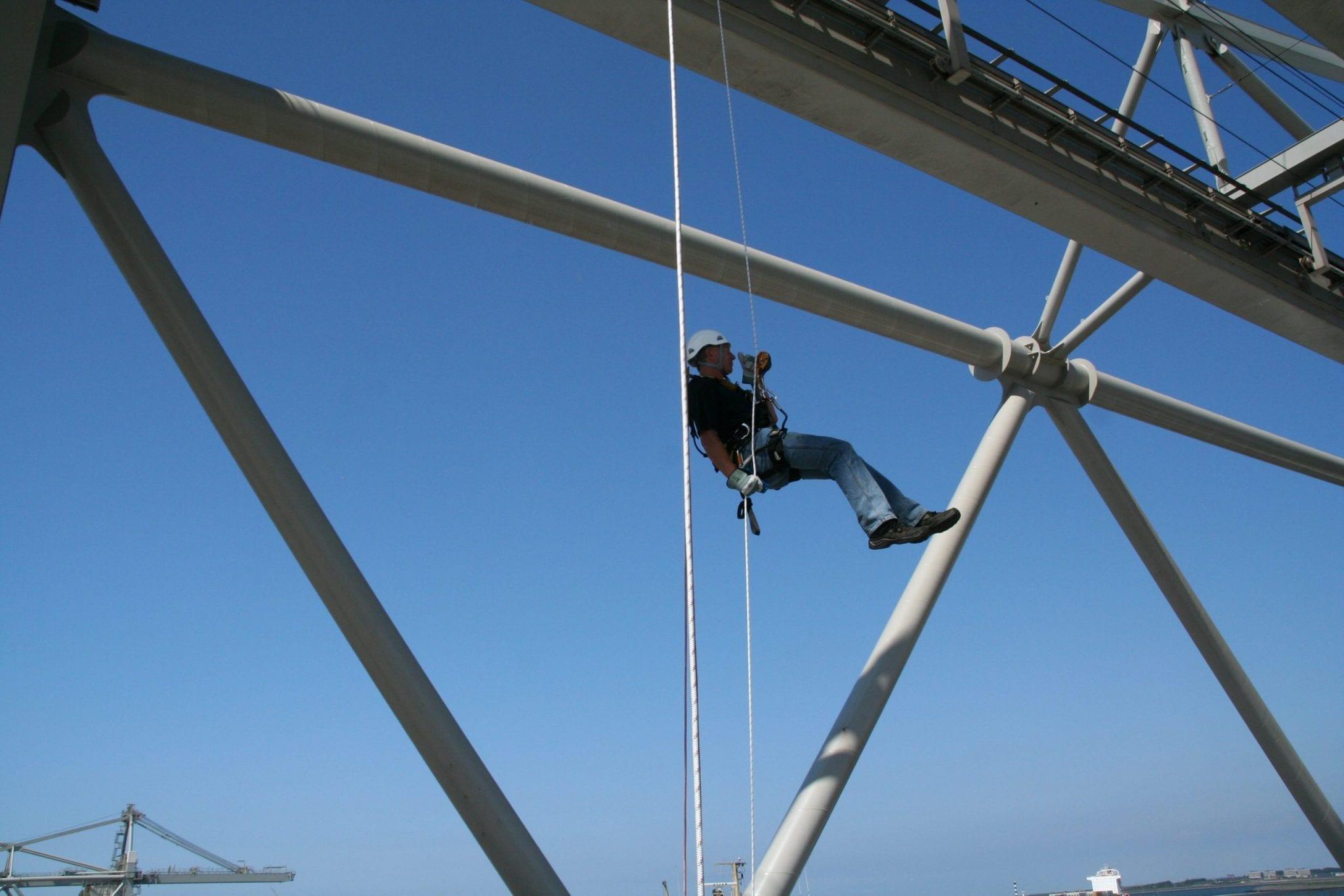 Training veiligheid werken op hoogte | R3B Safety & Rescue